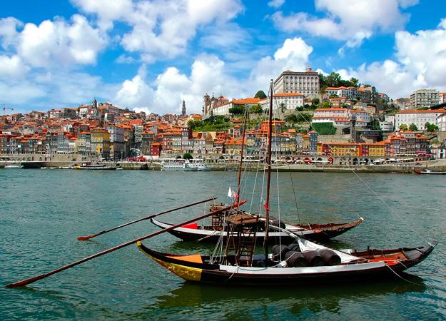 Visite o Porto