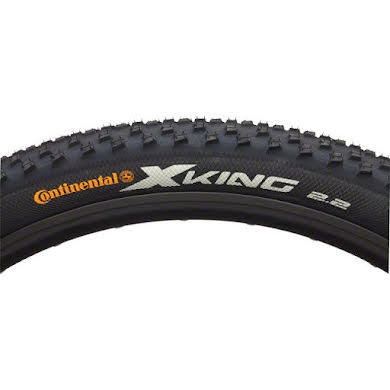 Continental X King Tire 26x2.2 Steel Bead