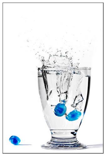 Blu cocktail di Alessio Parauda