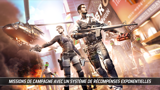 UNKILLED - Shooter de zombies multijoueur  captures d'écran 2