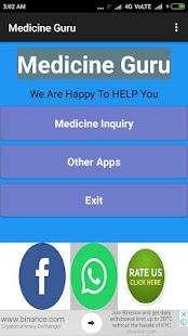 Medicine Guru - náhled