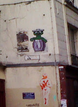 Photo: Oscar the Grouch Mosaic, Streets of Paris, France