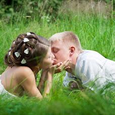 Wedding photographer Pelageya Afanaseva (Pelageya). Photo of 08.09.2014