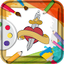 Coloring Book Tattoo APK icon