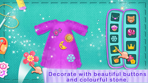 Code Triche Little Tailor : Fashion Boutique APK MOD screenshots 5