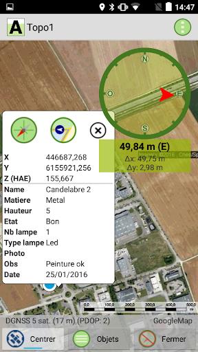 ArpentGIS Mobile screenshot 3