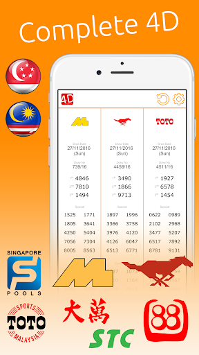 Complete 4D Malaysia Singapore - Apl di Google Play