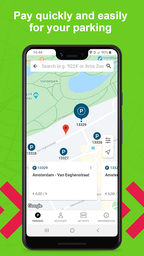 Parkmobile Parking 6.3.0 Screenshots 6
