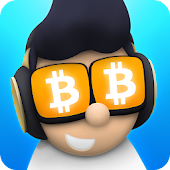 Crypto Idle Miner: Bitcoin Tycoon! icon