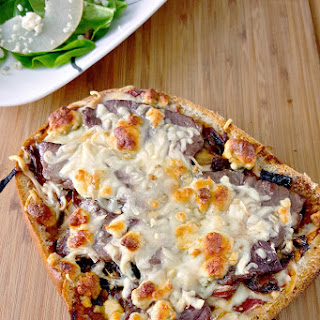 Filet French Bread Pizza