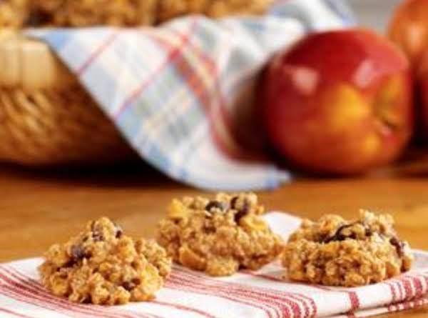 Apple Cobblestone Cookies