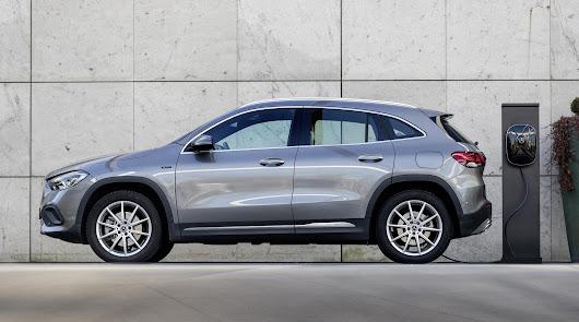 Los Mercedes-Benz GLA, con los nuevos motores, ya están disponibles en Saveres
