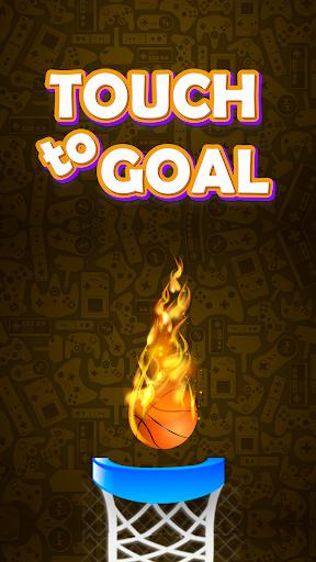 Dunk Ball: Shot The Hoop Basketball Hit apktram screenshots 1