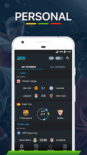 365Scores - Live Scores & Sports News Screenshot