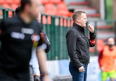 """Wouter Vrancken après Standard-Malines : """"Une victoire méritée"""""""