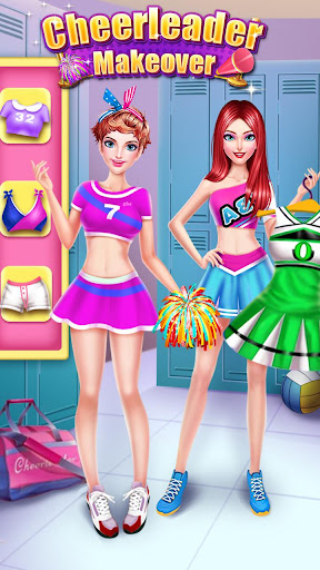 ud83cudfc0ud83dudc67ud83dudc83Cheerleader Dressup - Highschool Superstar modavailable screenshots 11