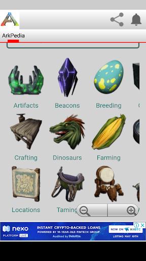 ArkPedia - Ark Survival Evolved for PC
