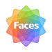 Faces:Free Video Call & Chat Icon