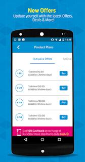 My Telenor India–Easy Recharge screenshot 01