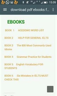 ielts fever- screenshot thumbnail