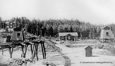 Photo: Ingelsgruvan-Stolpagruvan 1897