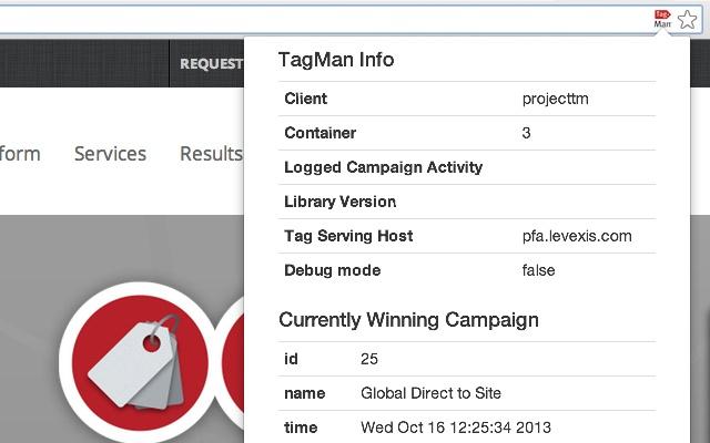 TagMan Implementation Helper