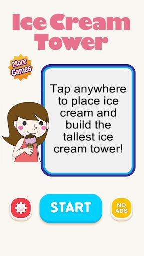 Ice Cream Tower