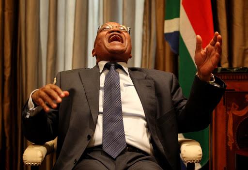 President Jacob Zuma. Picture: SUNDAY TIMES