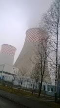 Photo: W tym roku start blisko kominów elektrowni Rybnik...