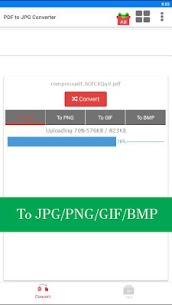 PDF to JPG Converter 6 [Mod + APK] Android 2
