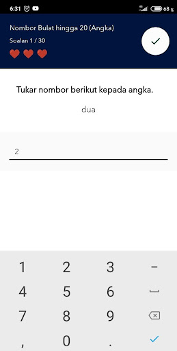 Matematik UPSR screenshot 5