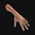 Hand Draw 3D Pose Tool icon