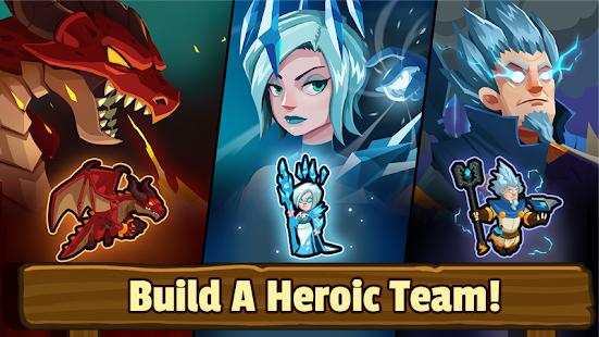 Realm Defense: Hero Legends TD Screenshot