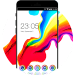Neat Theme Abstract Wallpaper for Samsung Galaxy Icon