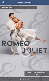 Kansas City Ballet - náhled