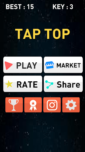 TAP TOP 2! screenshot 1