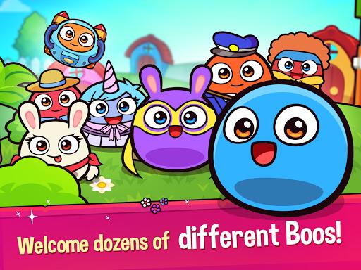 My Boo Town - Cute Monster City Builder 2.0 screenshots 13