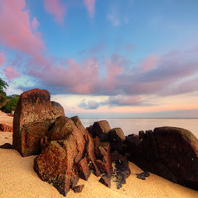 NPM by Willy Brordus - Landscapes Waterscapes ( nongsa, npm, batam )