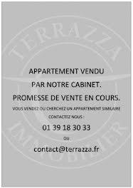 appartement à Le Port-Marly (78)
