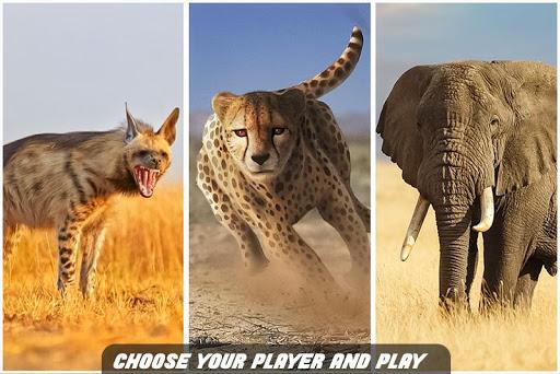 Télécharger Savanna Simulator: Wild Animal Games APK MOD 1