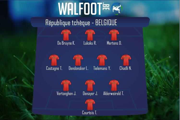Belgique (République tchèque - Belgique)