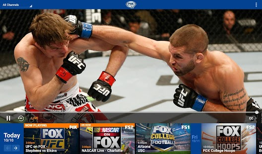 FOX Sports GO- screenshot thumbnail