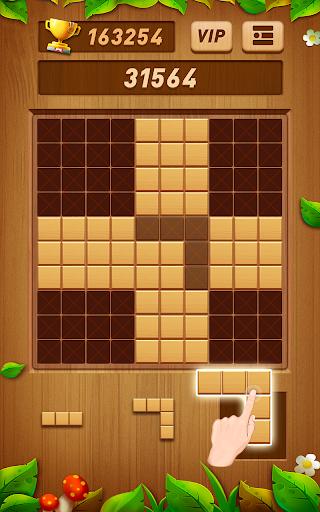 Wood Block Puzzle - Free Classic Block Puzzle Game 1.5.10 screenshots 8