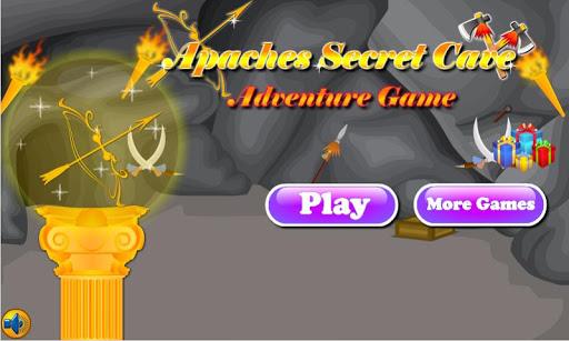 Adventure Game Treasure Cave 8