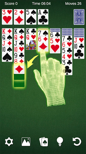 Solitaire screenshots 2