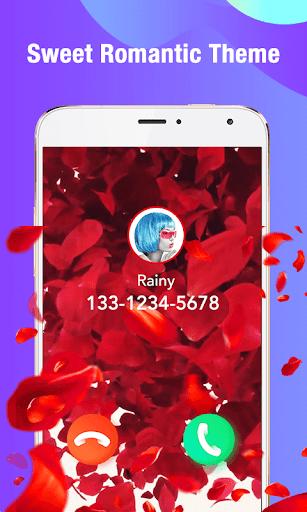 Color Call Flash- Call Screen Call Phone LED Flash 4.2 screenshots 2