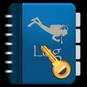 Dive Log Key icon