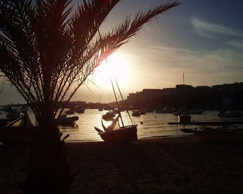 Tramonto a Lampedua di miez