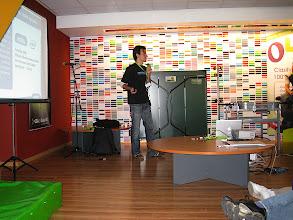Photo: Daniel Kalfie, co-founder, Vostu