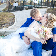 Wedding photographer Oksana Sayapina (kura). Photo of 05.02.2017